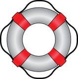 Marine Lifesaver Royaltyfri Fotografi
