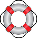 Marine Lifesaver Royalty Free Stock Photography