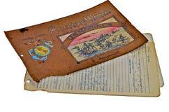 Marine Memorabilia Fotos de Stock