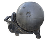 Marine mine Stock Photography