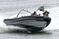 Marine néerlandaise Images libres de droits