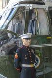 Marine One Fotografía de archivo libre de regalías