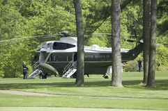 Marine One Presidential Helicopter Stock Photography