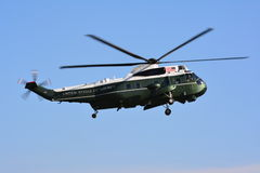 Marine One. Royalty Free Stock Photography