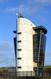 Marine Operations Centre Aberdeen hamn, Skottland Arkivfoto