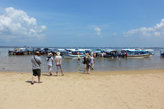 Marine Park Kuta, Bali Royalty-vrije Stock Foto's