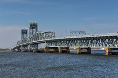 Marine Parkway-Gil Hodges Memorial Bridge stock fotografie