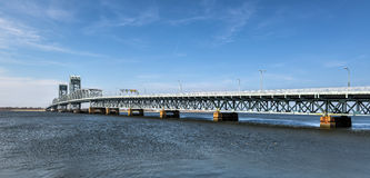 Marine Parkway-Gil Hodges Memorial Bridge Stock Photos