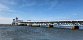 Marine Parkway-Gil Hodges Memorial Bridge Stock Photos