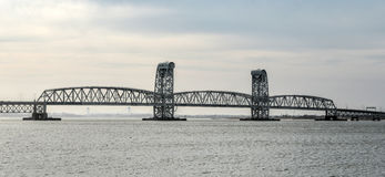 Marine Parkway-Gil Hodges Memorial Bridge Royalty Free Stock Photography