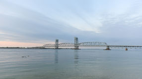 Marine Parkway-Gil Hodges Memorial Bridge - Queens, NY Royalty Free Stock Images