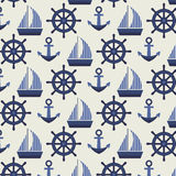 Marine pattern Stock Photo