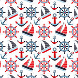 Marine pattern Stock Photography