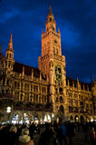 Marine Platz, Munich royalty free stock images