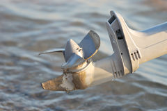Marine Propeller Royalty Free Stock Images