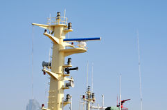 Marine radar Royalty Free Stock Images
