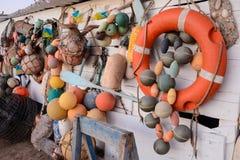 Marine Rescue Lifebelt Buoy stockfoto