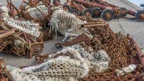 Marine rigging. Stock Image