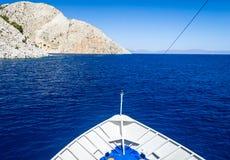 Marine rocky bay Royalty Free Stock Photography