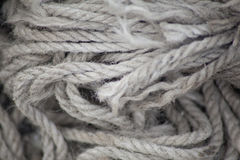 Marine rope Stock Images