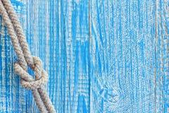 Marine Rope Royaltyfria Bilder