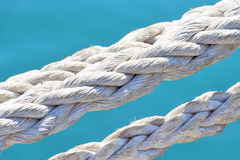 Marine rope Royalty Free Stock Photo