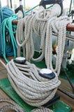 Marine rope Royalty Free Stock Image