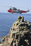 Marine royale Seaking Photos stock