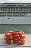 Marine safety equipment Royalty Free Stock Photography