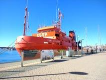 marine salvage royalty free stock photo