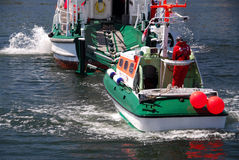 Marine Salvage. Practice of marine Salvage in Germany Stock Image