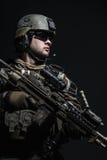 Marine Special Operator Stock Image