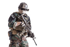 Marine Special Operator Royalty Free Stock Photo