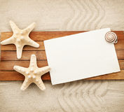 Marine still life. Royalty Free Stock Photos