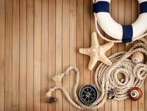 Marine still life. Royalty Free Stock Photography