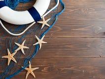 Marine still life Royalty Free Stock Photos