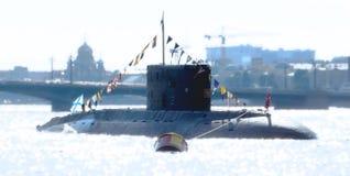 Marine-Tag Lizenzfreie Stockfotografie