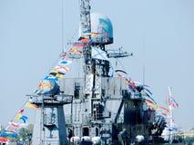 Marine-Tag Lizenzfreies Stockfoto