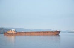 Marine transportation Stock Image