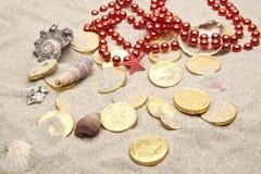 Marine treasures Stock Photo