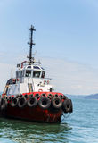Marine tug Royalty Free Stock Photography