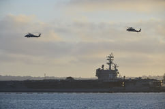 Marine Vereinigter Staaten Stockfotos