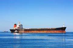 Marine vessel Stock Image
