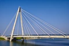 Marine Way Bridge Royalty Free Stock Image