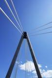Marine Way Bridge anchors Royalty Free Stock Photography
