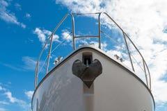 Marine Yacht Arkivbild