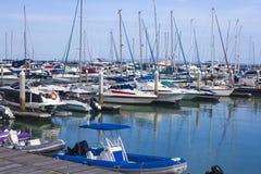 Marine Yacht Club Immagini Stock Libere da Diritti