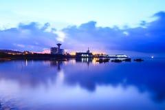 Marinebasis Stockfoto