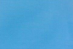 Marineblau-Flachsfaserleinenstruktur für den Hintergrund Gewebe von Lizenzfreie Stockfotos