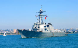 Marineboot Lizenzfreie Stockfotografie